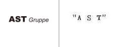 """第39539298号""""AST GRUPPE""""商标驳回复审决定"""
